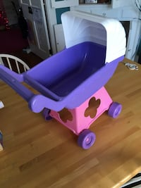 Baby (doll) carriage