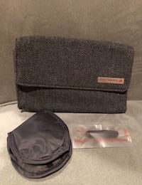 005 Air Canada Travel Pouch w/Eye Mask & Ear Plug Richmond Hill, L4S 2P8