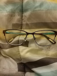 Frames (taupe and teal)