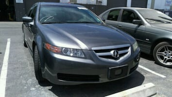 2006 Acura TL Gray Parting Out. Parts