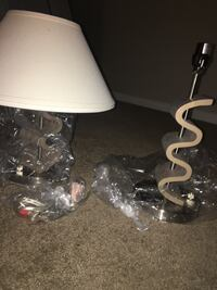 Lamps brand NEW!! Omaha, 68102