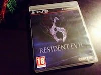 Resident Evil Sony PS3 Spiel Fall