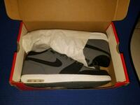 pair of black-and-white Nike sneakers Columbus, 43232