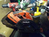Electric Saw/Drill