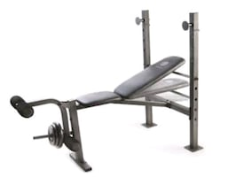 Brand new golds gym XR61 weight bench 50.00