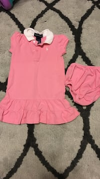 Size 18 months Ralph Lauren dress Omaha