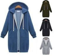 Casual Hooded Winter Coats Centreville