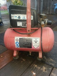 CENTRAL PNFUMATIC 100 PSI Air Compressor Salem, 97301