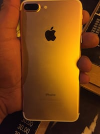 İphone 7 plus 32gb gold 9350 km
