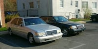 Mercedes - S - 1997 Capitol Heights, 20743