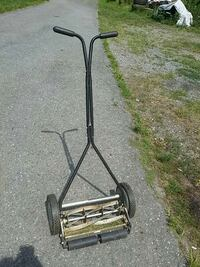 "15"" push mower, blades just sharpened Monrovia, 21770"