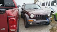 Jeep liberty 2003 runs great Offers trades  London, N5V 1Z3