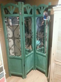 brown wooden framed glass display cabinet White Lake charter Township, 48383
