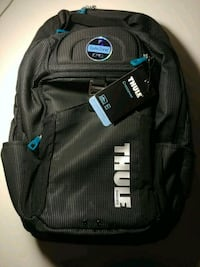 black and gray Nike backpack Mississauga, L5M 5K4