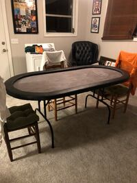 Poker Table Columbia, 29201