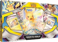 Pokemon Trading Card Game Pikachu-GX & Eevee-GX Special Collection