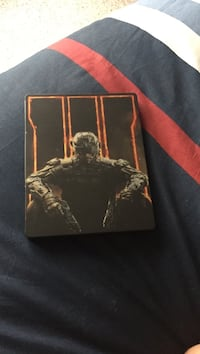 Black ops 3 limited edition copper game case