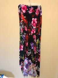 women's multicolored floral sleeveless dress Hoover, 35242