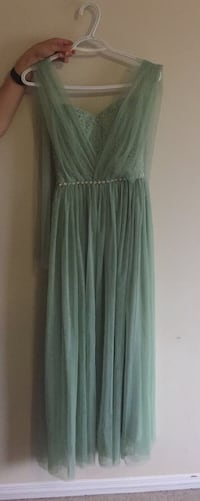 Special occasion dress, 1861 Boutique, size small Kitchener, N2R 0A5