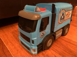 Garbage Truck Toy
