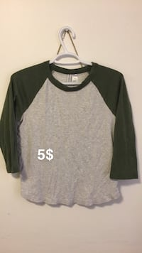 tops for 5 dollars