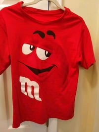 M&m shirt size small St. Augustine, 32092