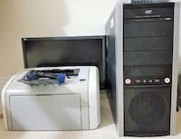 Computer Tower i5 with EVERYTHING you need... Perfect Condition Toronto