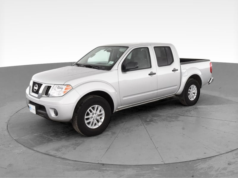 2019 Nissan Frontier Crew Cab pickup SV Pickup 4D 5 ft Silver <br c3f00c01-30ed-4743-a799-377ac80fe25a