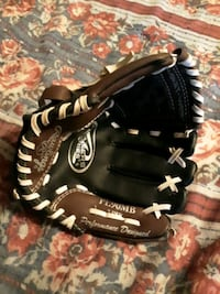 kids Rawwlings baseball glove