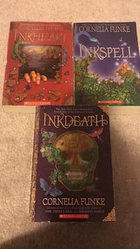 Inkheart trilogy  St Catharines, L2T