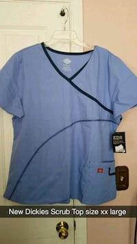 blue and black crew-neck shirt Bakersfield, 93313