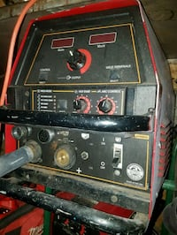 Welder machine & wire feeder Edmonton, T5P 1V8