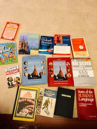 Russian language learning materials