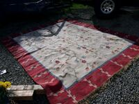 8 x 10 AREA RUG French Camp, 95231