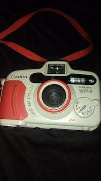 Vintage Canon Sureshot A1 - 35mm Film Compact Waterproof Camera