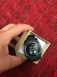Smart watch with video camera