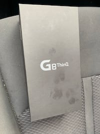 UNLOCKED + 128 GB +LG G8 THINQ Mississauga, L5N 7H7