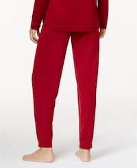 HUE Jogger Pajama Pants - Red - Medium - Brand New with Tags! Carmichael