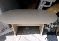 Oval dining or craft table/4 chairs Vancouver, 98663