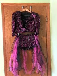 Small Adult Jazz/Tap Dance Costume Oak Forest, 60452