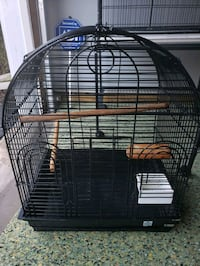 Bird / Parrot Cage Red Lion, 17356