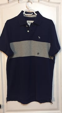 (SOLD PENDING PICKUP) ABERCROMBIE & FITCH Polo Shirt: Mens Size XXL. New Brampton, L7A