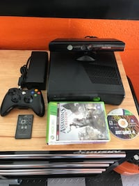 Xbox 360 s comes with 4 Games  Margate, 33063