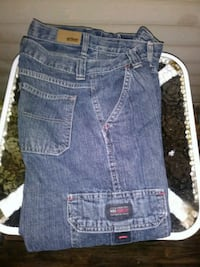 2 pair of Boys Jeans. 10 and12 Husty Lexington, 29073
