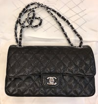 Quilted Black handbag Garden Grove, 92841