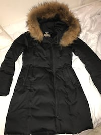 Soia & Kyo Used Salma Down Jacket (Small) FOR SALE. GOOD CONDITION. Mississauga