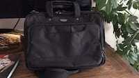 black and gray duffel bag Toronto, M5T 1K5
