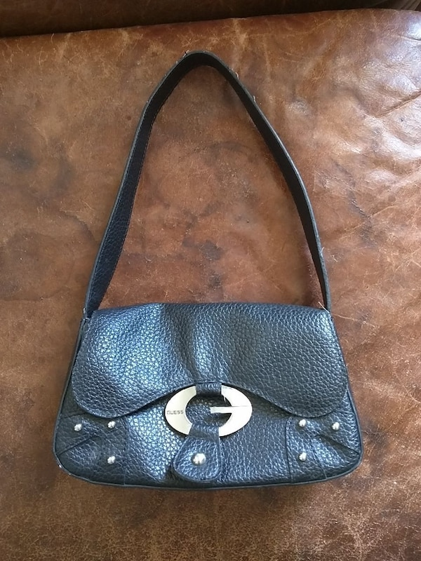 Authentic Guess leather handbag