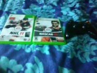 two Xbox 360 game cases Canandaigua, 14424