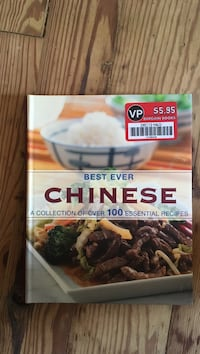 Best Ever Chinese cook book Chillicothe, 45601